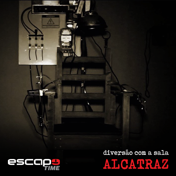 """Direto da Toca: Saiba mais sobre a sala """"Alcatraz – Escapada Impossível"""" do Escape Time"""