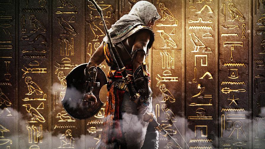 Nós já conferimos a sala interativa de Assassin's Creed: Origins, vale a visita