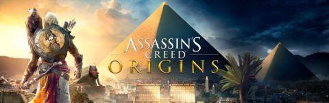 Assassin's Creed Origins – Primeiras impressões na #BGS10.