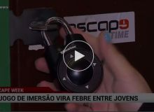 Escape Time Brasil no Escape Week