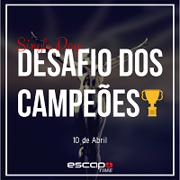Escape Single Day - The winners night